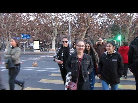 Yerevan, 07.02.18, We, Video-2, Kaziryokits kino Nairi.