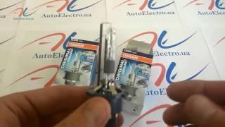 Распаковка ксеноновой лампы D2R Osram 66250 Xenarc Original