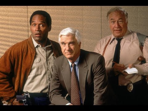 The Naked Gun at 30: Leslie Nielsen, OJ Simpson, and the