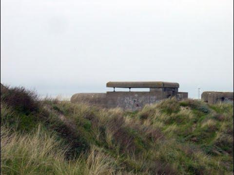 Metaaldetector Nederland - Bunkers ijmuiden