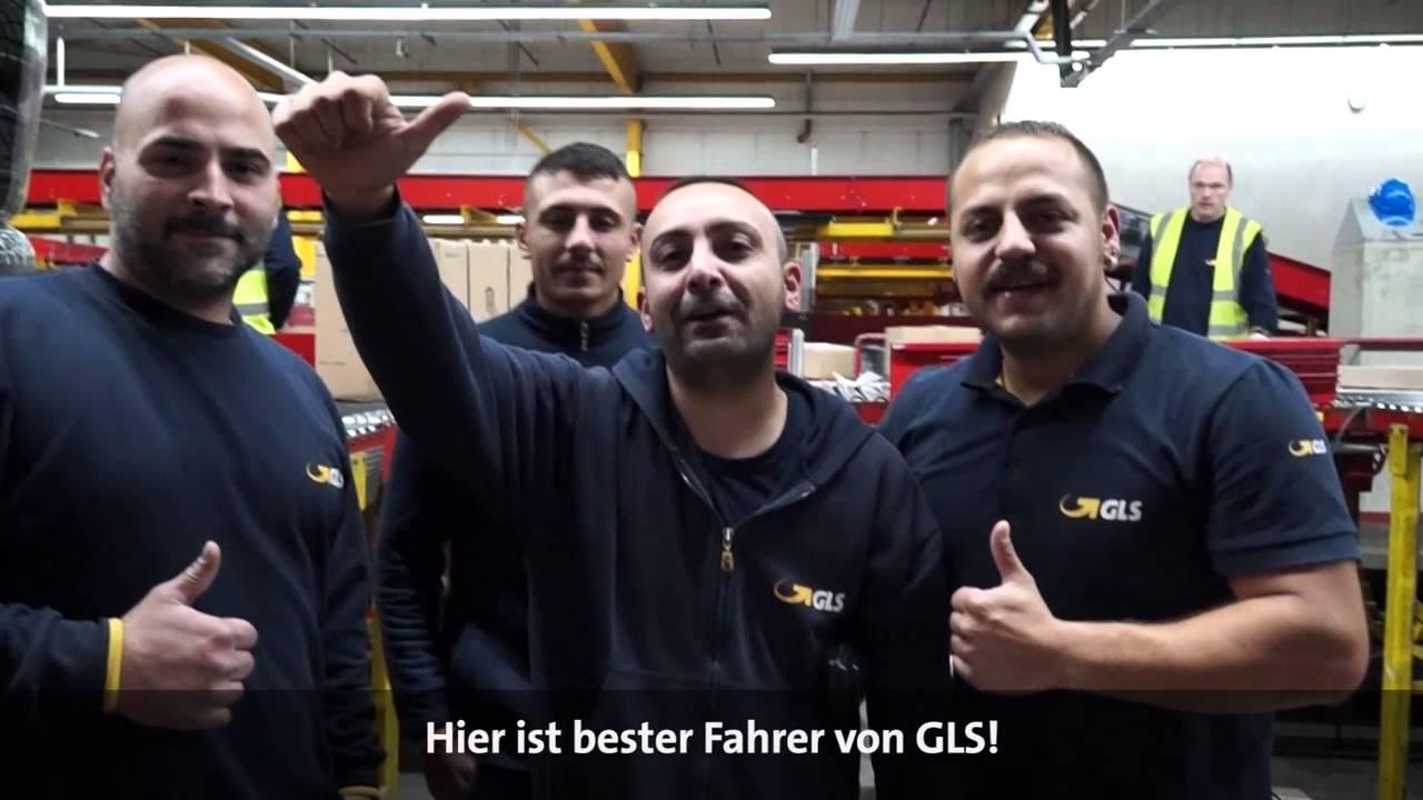 Gls Depot Dortmund Youtube