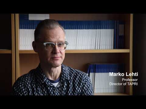 Meet Marko, University Professor and Research Director at Tapri
