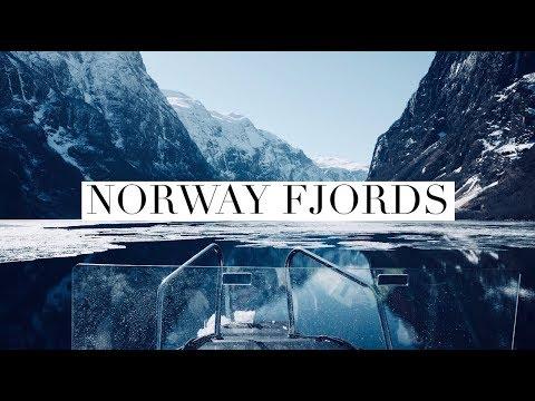 Norway Vlog : Bergen, Flam, Fjords