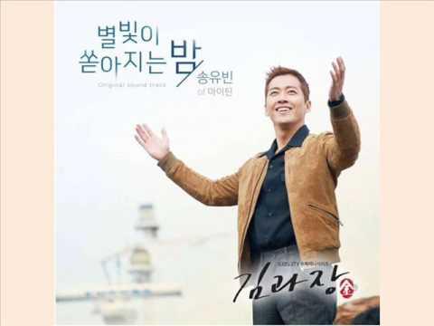 SONG YUVIN - Starlight Falling Night [HAN+ROM+ENG] (OST Chief Kim) | koreanlovers