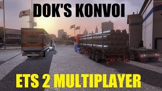 Euro Truck Simulator 2 Multiplayer - Dok