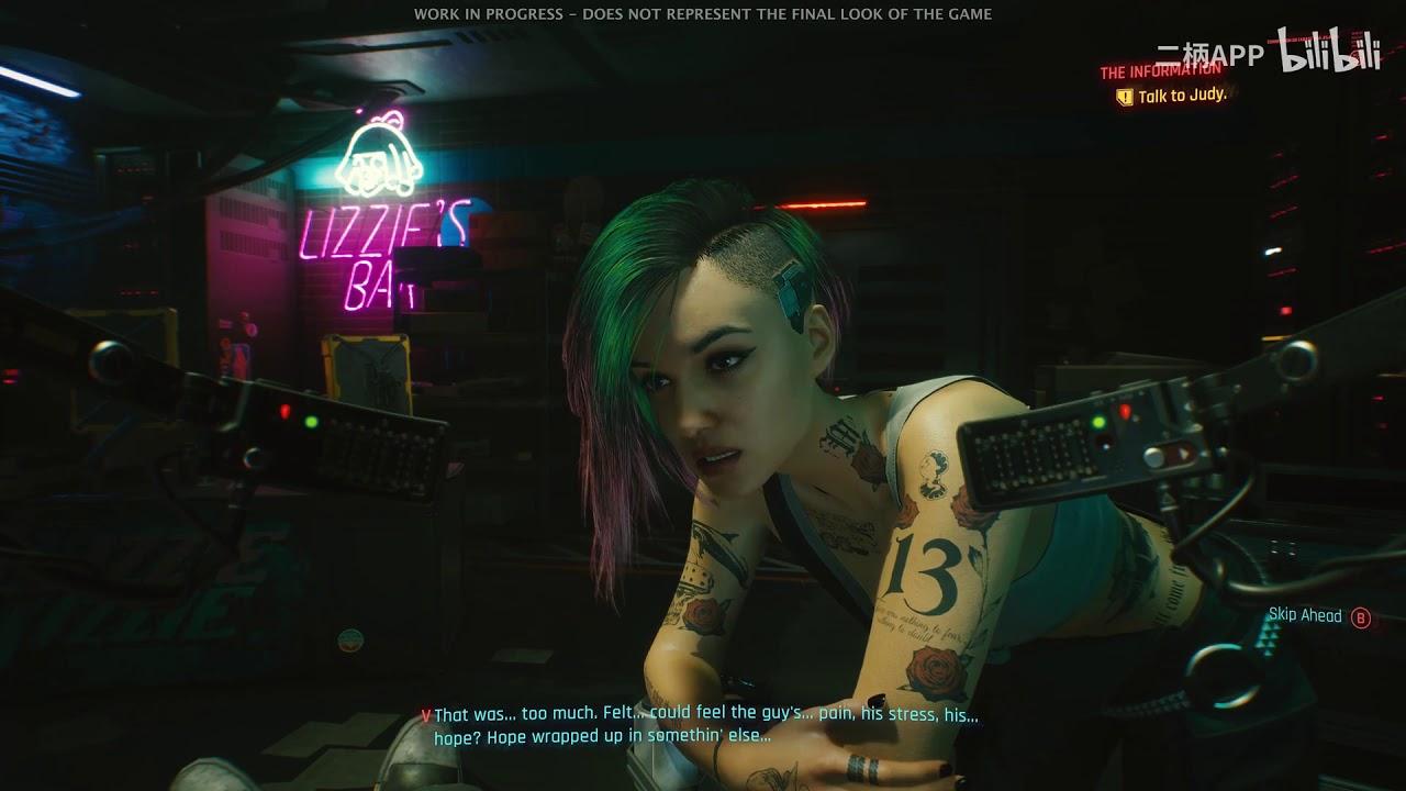 《赛博朋克2077》全新演示及二柄试玩曝光:有惊喜,仍需好好打磨