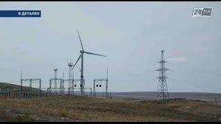 видео Ветряные электростанции