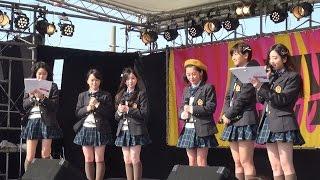 2015年02月21日(土) 2回目ステージ開始前 徳島県徳島市 沖洲マリンター...