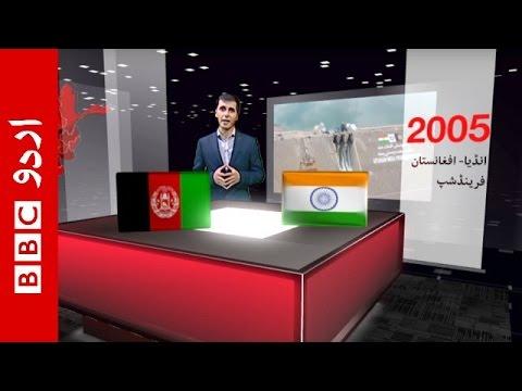 Salma Dam -  the Afghan-India Friendship Dam