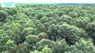 Drone Eure et Loir : Plans aériens tournés pour Ikonossa / Veolia