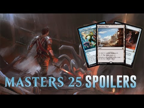 Daily Masters 25 Spoilers — February 27, 2018 | Bridge, Doomsday, Port