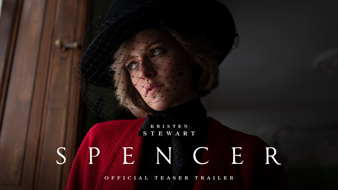 Download SPENCER - Official Teaser Trailer - In Theaters November 5th
