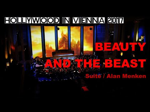 BEAUTY AND THE BEAST Suite by Alan Menken [Hollywood in Vienna 2017]