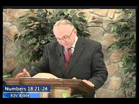 Tithing - You Do Not Need To Give 10% To The Church!