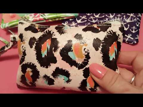 DOLLAR TREE EMERGENCY POUCH ...SUPER CUTE