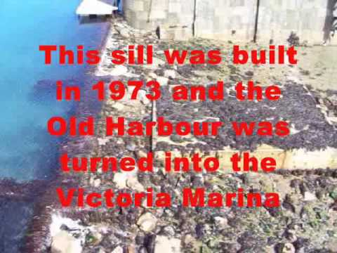 A tour of St Peter Port Harbour, Guernsey