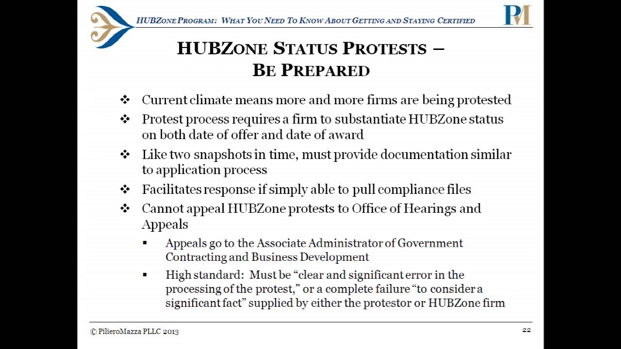 Hubzone Program What You Need To Know About Getting And Staying