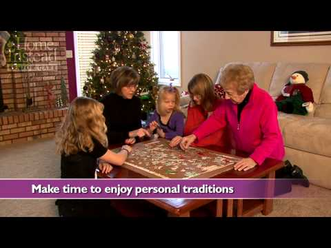 #34.5 How Caregivers can Handle Holiday Stress What Seniors Need/Want for the Holidays (5 of 5)