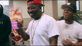 TROY AVE - the making of MAJOR WITHOUT A DEAL VLOG pt.1