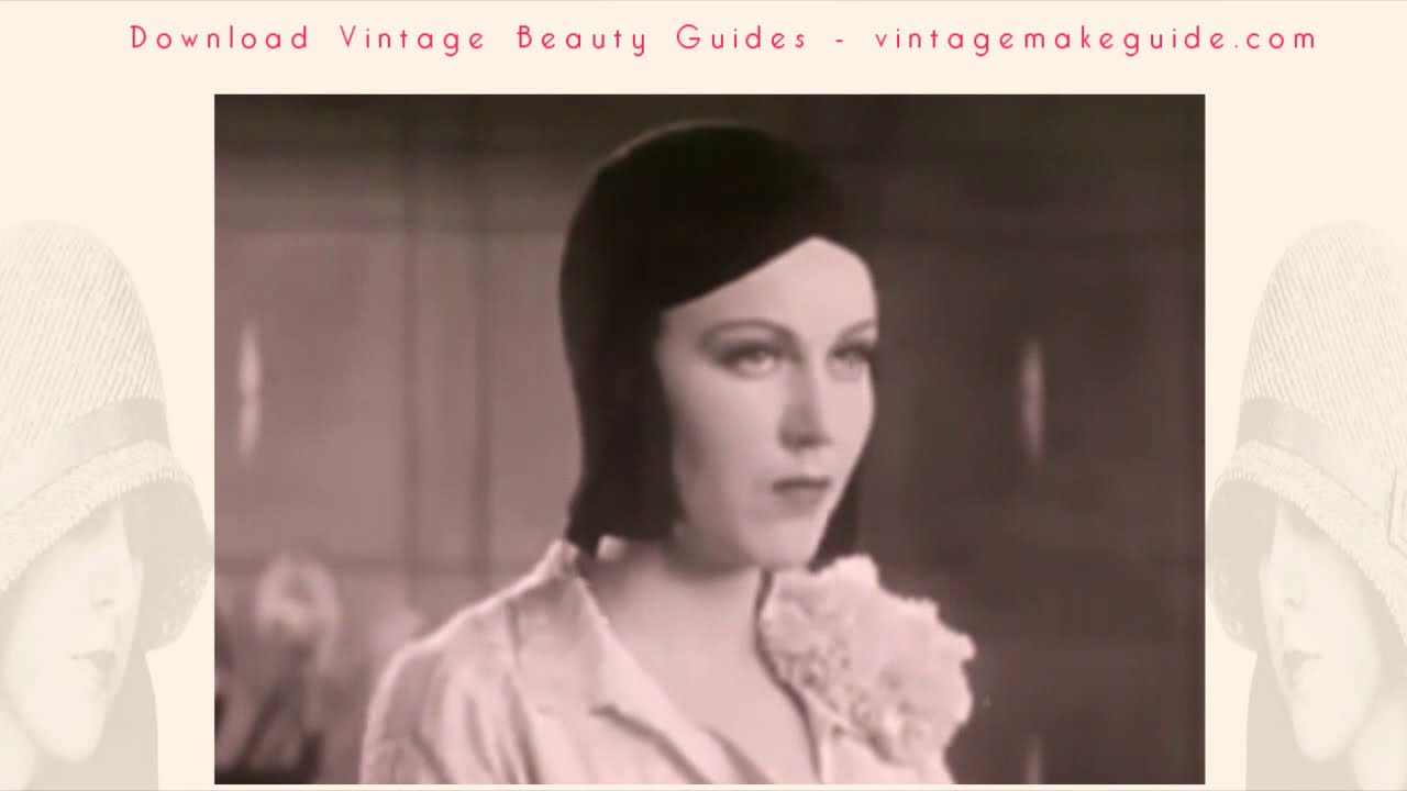 Evolution of 1920s Hat Styles - 1920 to 1930 - YouTube 5a06d311dc1