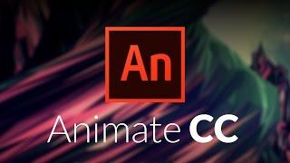 Animate CC: Sustitución de Flash de Adobe software de animación 2D