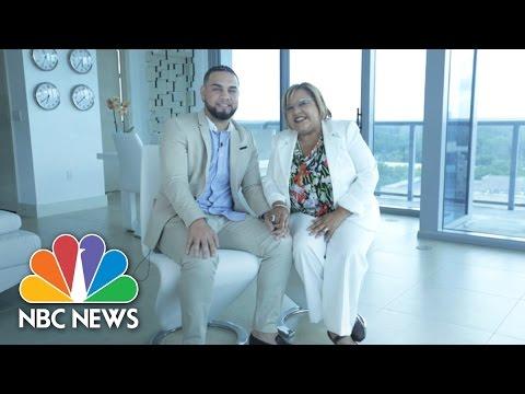 Social Media Star LeJuan James And His Mom, Ingrid Reflect On Latino Culture | NBC News