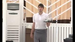 Ресторан «Майдан» стал одним из любимых мест отдыха главы Чечни(Шеф-повар Фархат Худагулиев готовит почти такой же десерт, который был подан к столу накануне. Рамзан Кадыр..., 2014-01-21T13:53:29.000Z)