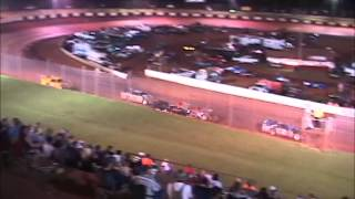 Rome Speedway Crashes 6/14/15