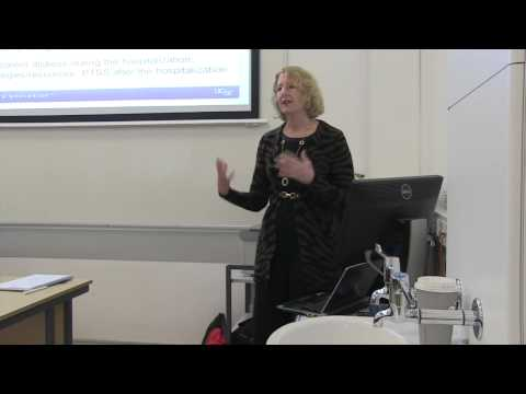 Seminar Series - Prof. Linda Franck: What influences the child and family hospital experience?