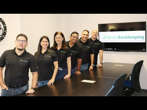 Quick Bookkeeping - Accounting Services & QuickBooks Training (60-second Ad)