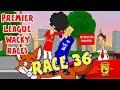 🚦RACE 36🚦 Premier League Wacky Races! (Cartoon Highlights)