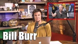 Theo Von Reflects on His Bill Burr Interview
