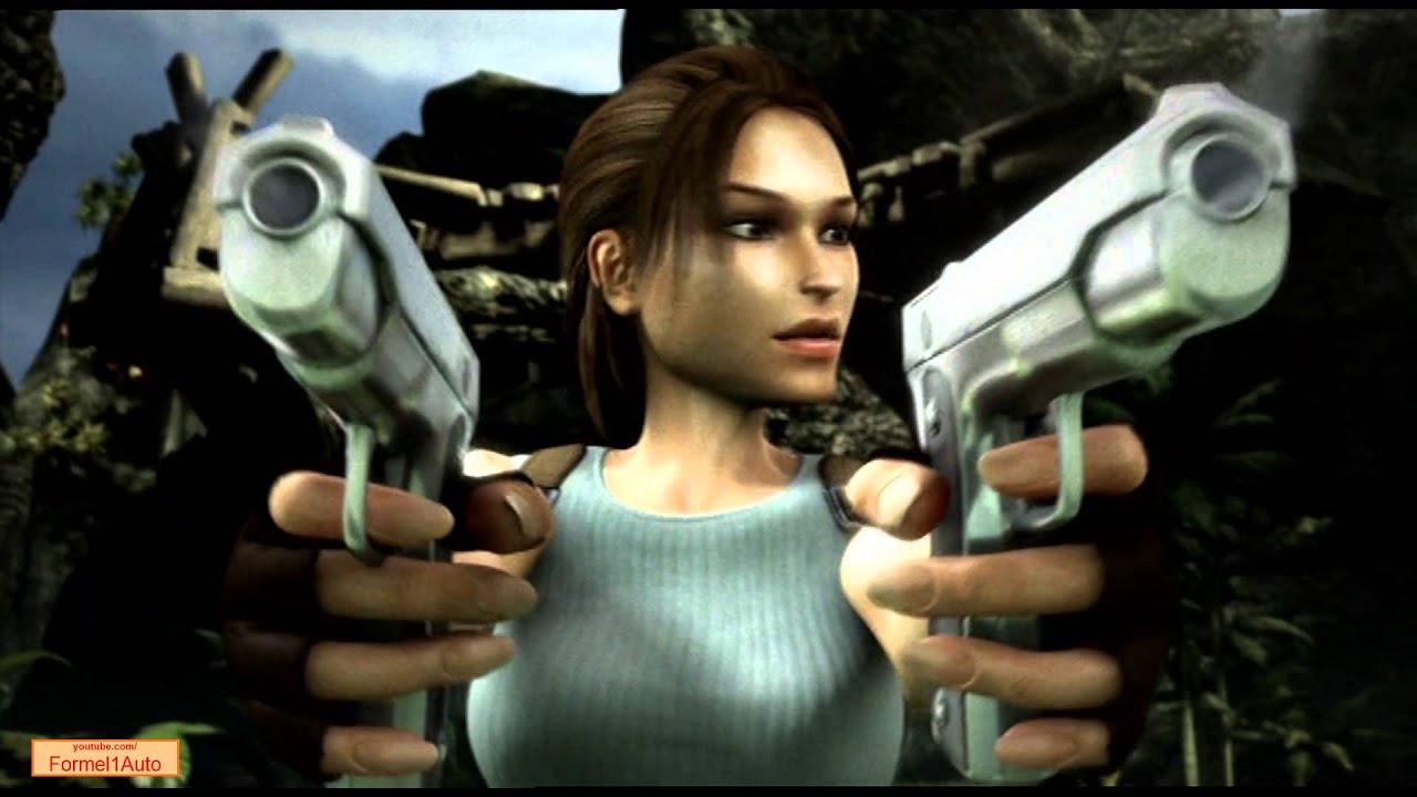 Tomb Raider Anniversary Trailer 1 Commercial Spot 2007