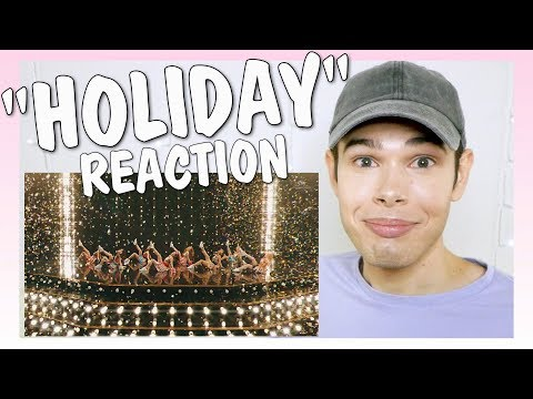MV Reaction I Girls' Generation 소녀시대_Holiday