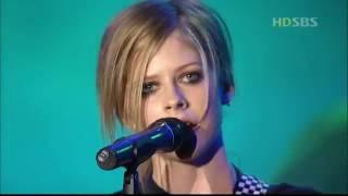 Avril Lavigne   Live in Seoul Korea 2004   HD 1080p
