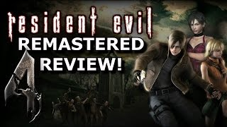 resident Evil 4 Remastered Review! (PS4/Xbox One)