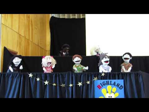 This Little Light Of Mine - Christian Puppet Song (Psalty's Kids Co.) | Highland Impact Puppets