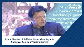 Prime Minister of Pakistan Imran Khan Keynote Speech at Pakistan Tourism Summit  | 03 March 2019