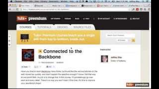 Backbone JS Resources And Goodbye - 31 tutsplus