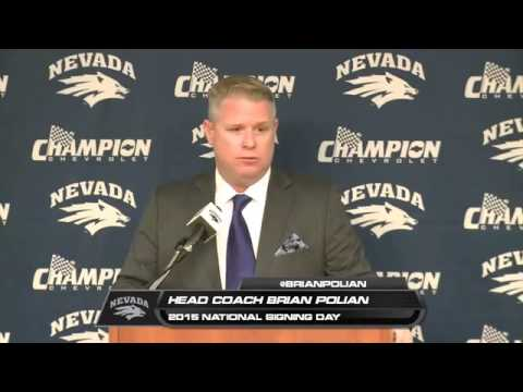 Nevada Football: 2015 Signing Day Press Conference