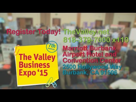 Valley Business Expo Promo 2015