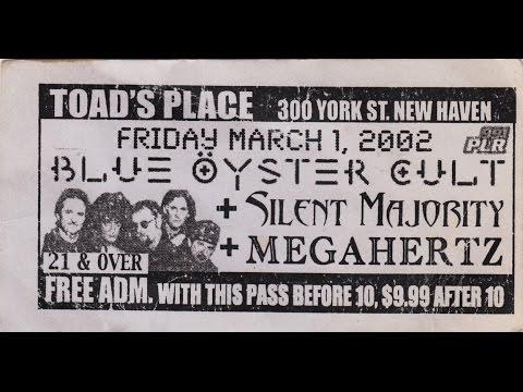 Blue Öyster Cult - Teen Archer/ Quicklime Girl - New Haven 3/1/02