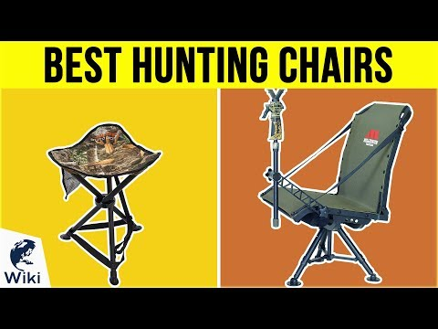 10 Best Hunting Chairs 2019