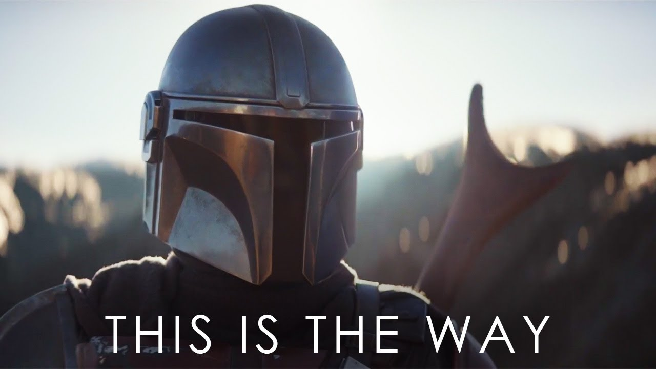 The Mandalorian - This is the Way - YouTube