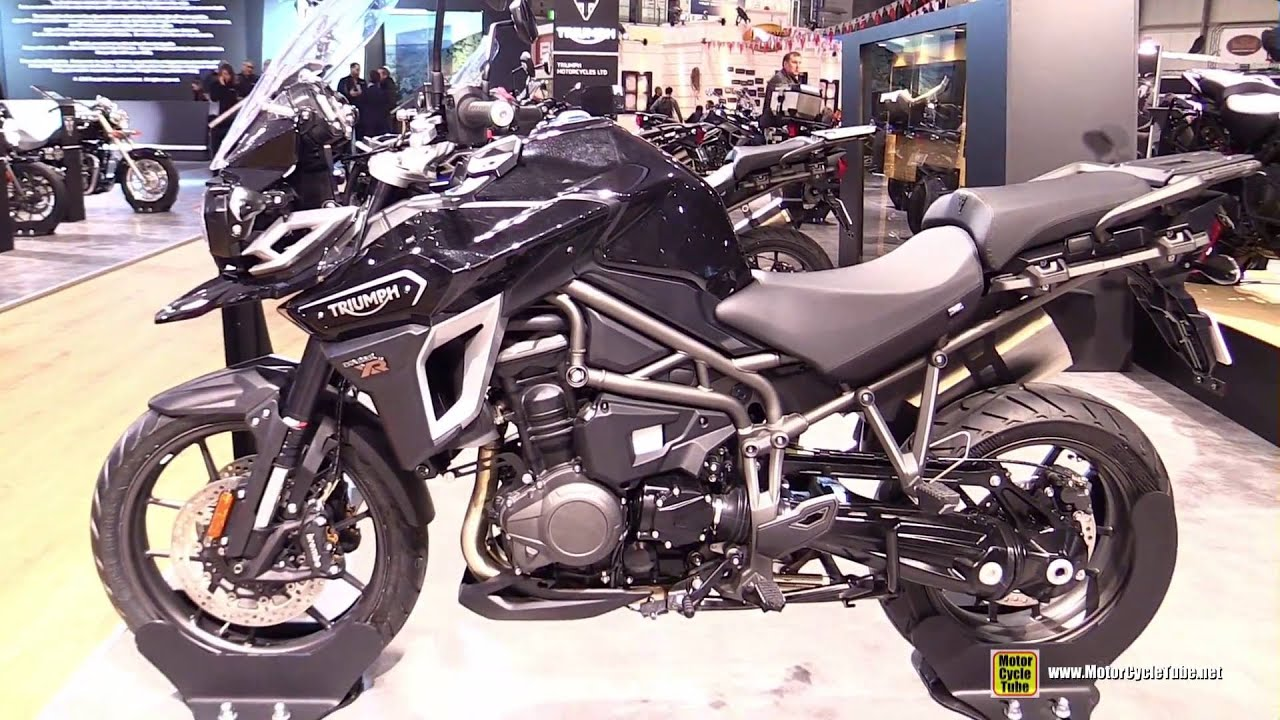 2016 Triumph Tiger Explorer Xr Walkaround 2015 Eicma Milan Youtube