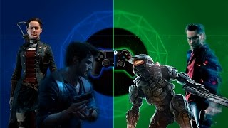 PS4 против Xbox One: Год спустя [Ожидаемые Игры 2015]