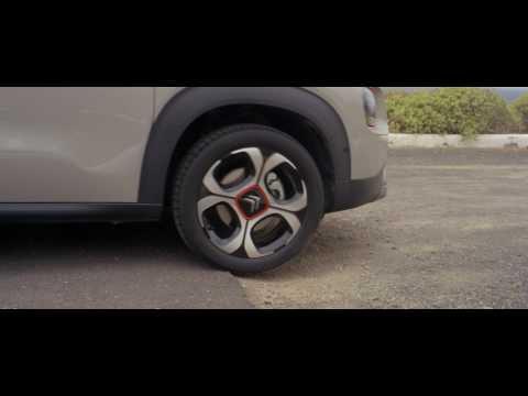 Citroën C3 Aircross SUV 2017 (Officiel)