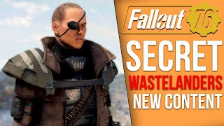 Bethesda Just Added a Secret New Wastelanders Quest into Fallout 76