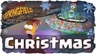 Die Simpsons: Springfield 🍩 Die Weihnachts-Invasion - Weihnachten 2017! ★ (Deutsch / German)