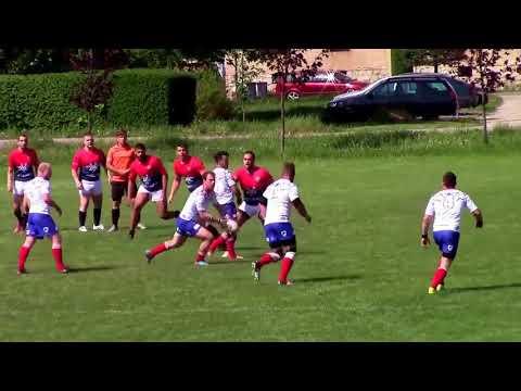 CZECH REPUBLIC vs SERBIA U21 - Rugby league test match - FULL GAME - 14/5/2016